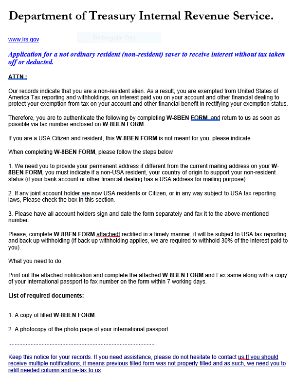 Email Scam_Blog post