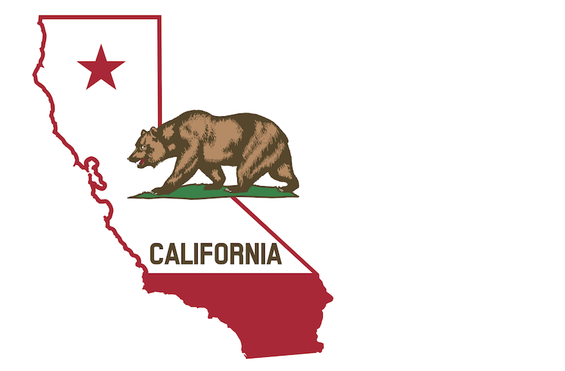 State of Califfornia