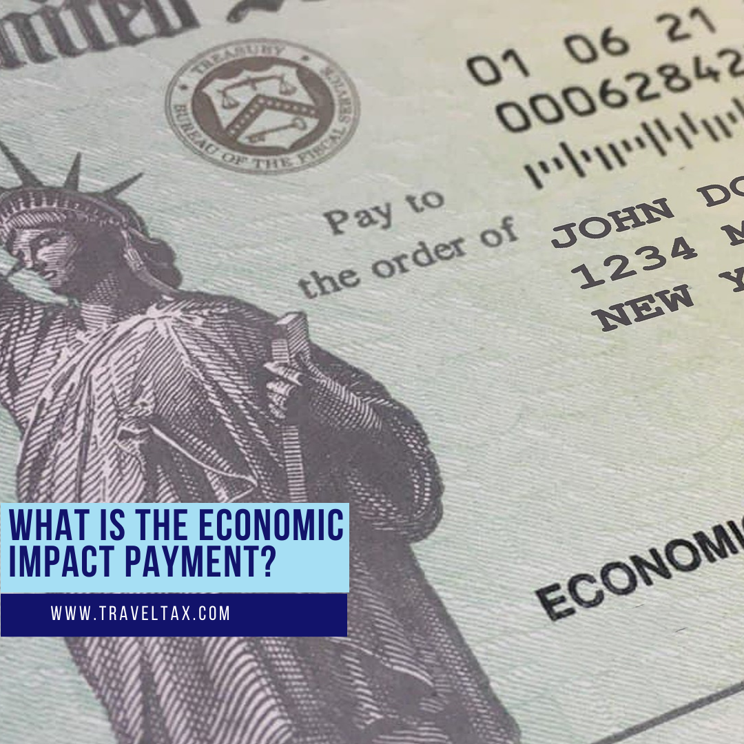 What is the economic impact payment?