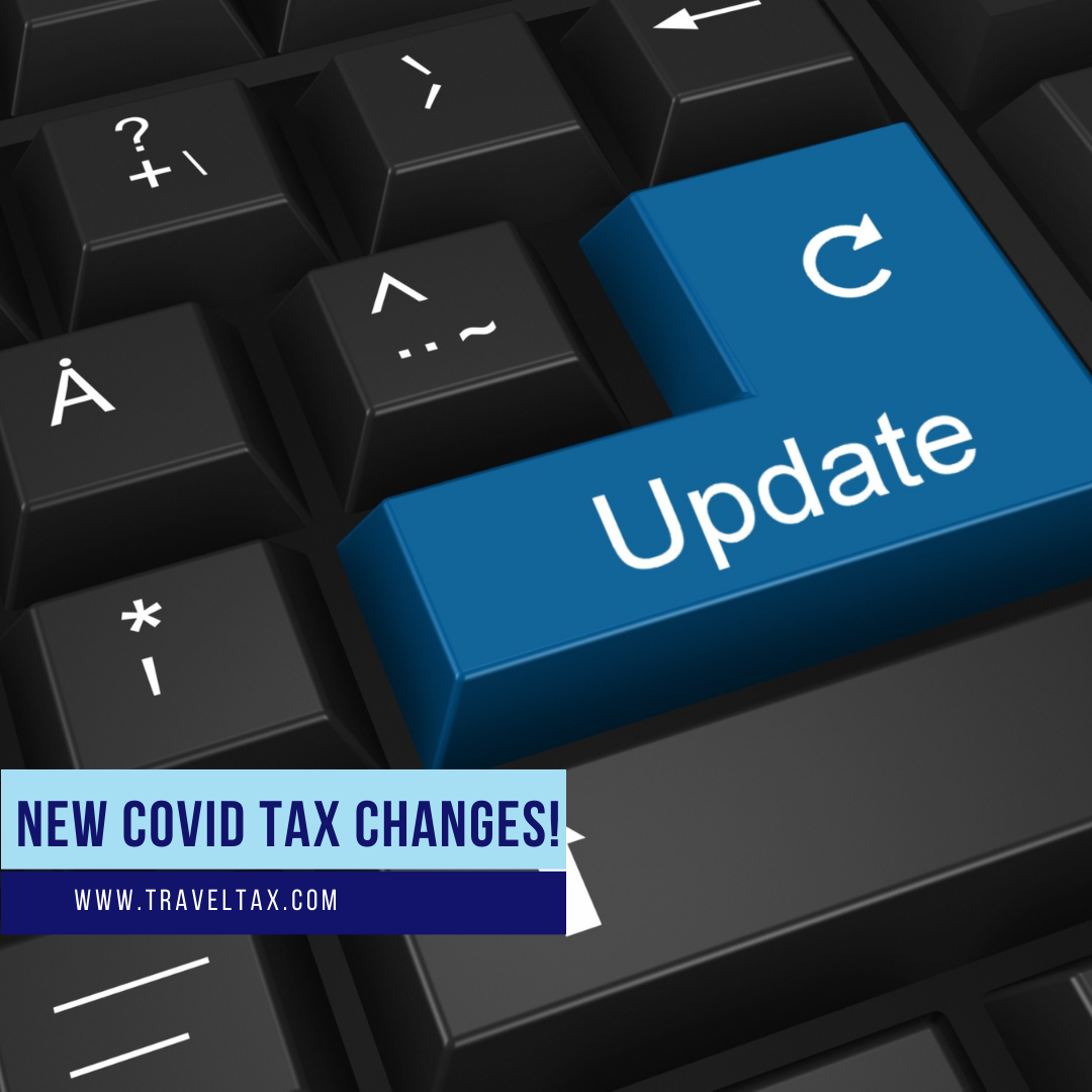 New COVID Tax Changes!
